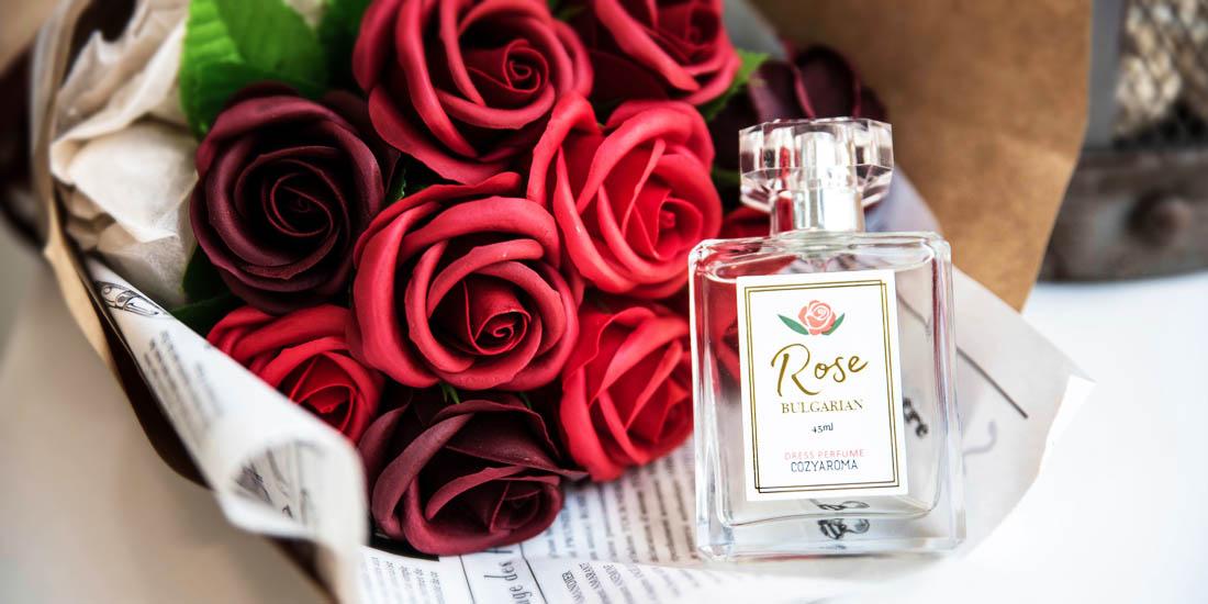 코지아로마 드레스퍼퓸 로즈 불가리안